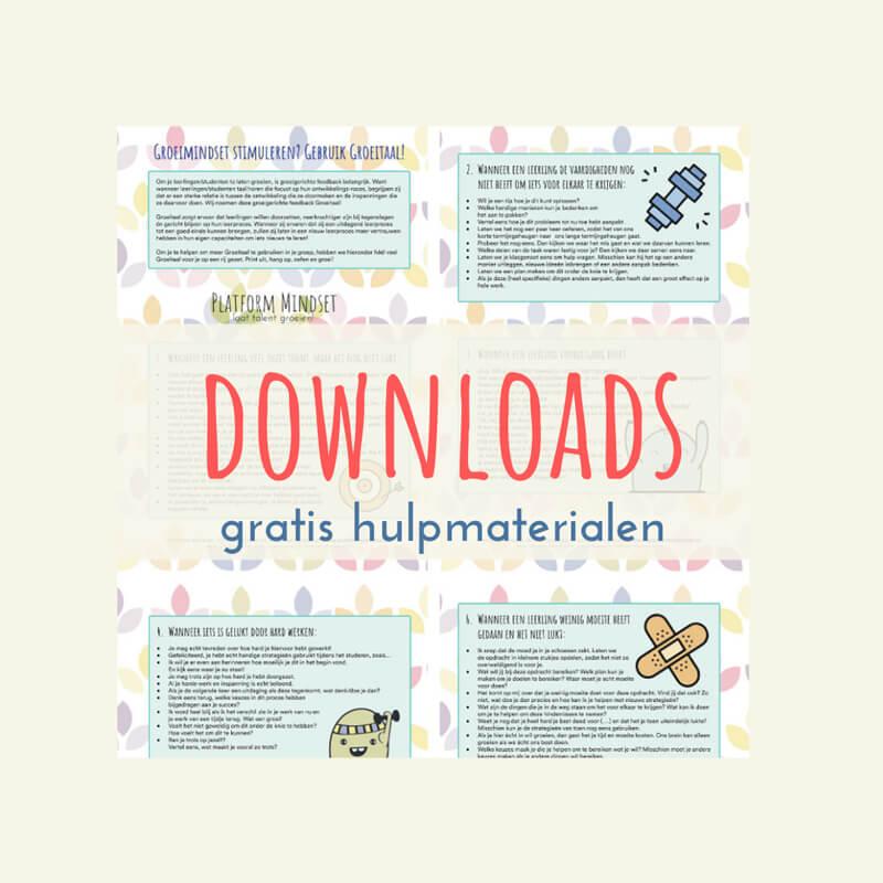 downloads Platform Mindset